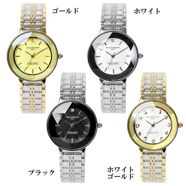 시계 남성용 천연 다이아몬드 컷 유리 IVG-200 Men 's 브랜드 시계