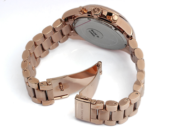 f698dfad4cb0 cameron  Watches ladies MK5503 ladies watch Ladies pink gold ...