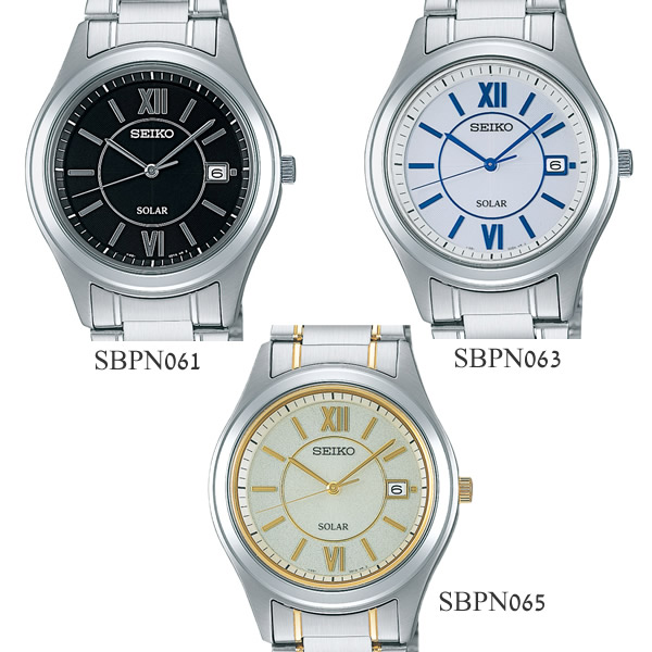 566bb7c51e 【送料無料】【SEIKOSPIRIT】セイコースピリットソーラー腕時計メンズメタル10気圧防水