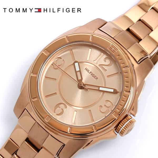 【送料無料】【TOMMY HILFIGER】【トミーヒルフィガー】 腕時計 レディース 女性用 トミー ステンレス 時計 tommy hilfiger うでどけい 1781141