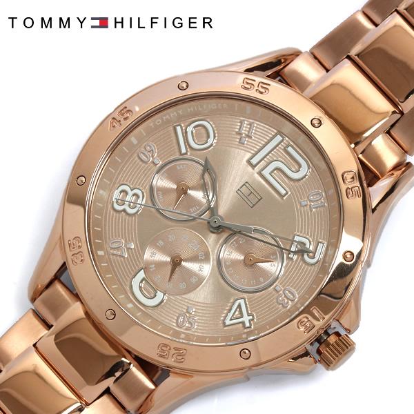 【送料無料】【TOMMY HILFIGER】【トミーヒルフィガー】 腕時計 レディース 女性用 トミー ステンレス 時計 tommy hilfiger うでどけい 1781171