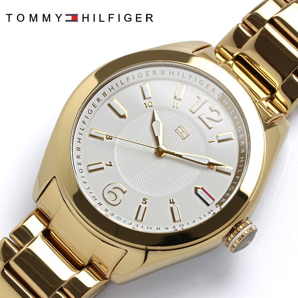 【送料無料】【TOMMY HILFIGER】【トミーヒルフィガー】 腕時計 レディース 女性用 トミー ステンレス 時計 tommy hilfiger うでどけい 1781370
