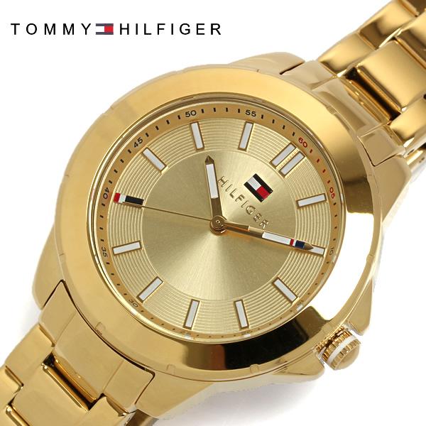 【送料無料】【TOMMY HILFIGER】【トミーヒルフィガー】 腕時計 レディース 女性用 トミー ステンレス 時計 tommy hilfiger うでどけい 1781413