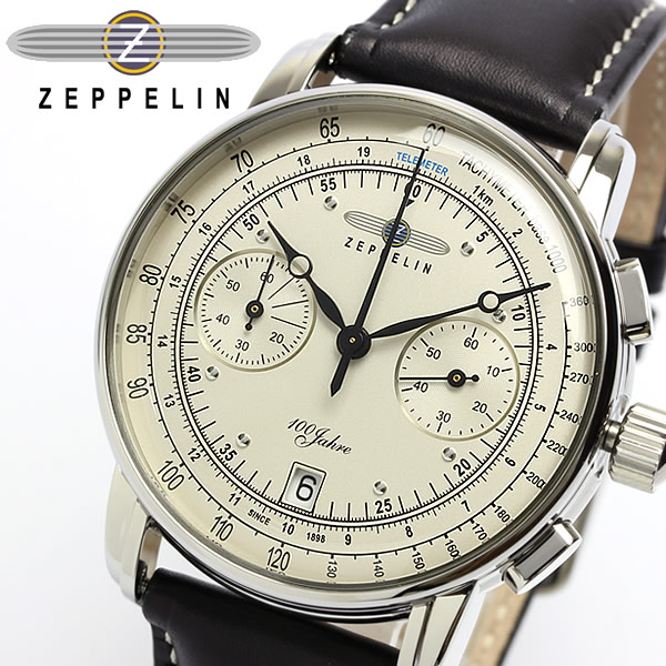 Led Zeppelin 100 anniversary limited model chronograph mens watch 7670-1.  More watch brands was founded in Munich 8533d2a0a14