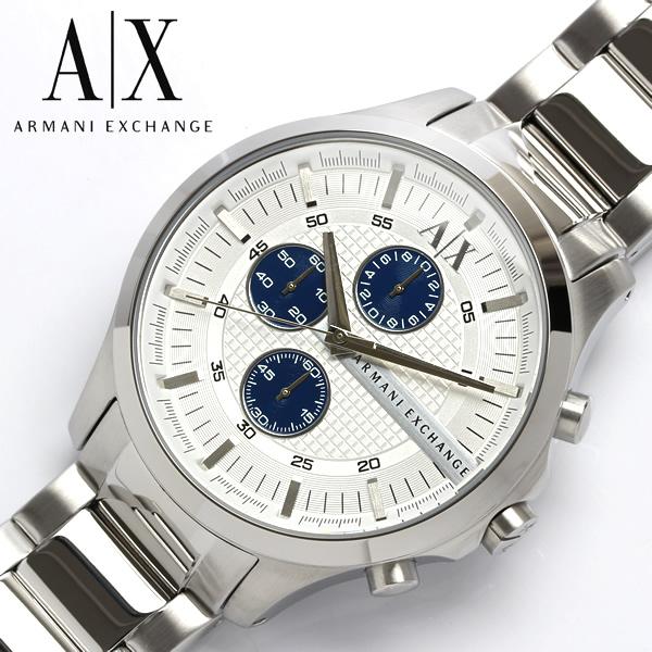f37e87cc9 Boil up to 1,100 yen OFF coupon Armani exchange ARMANI EXCHANGE chronograph  watch men AX2136, ...