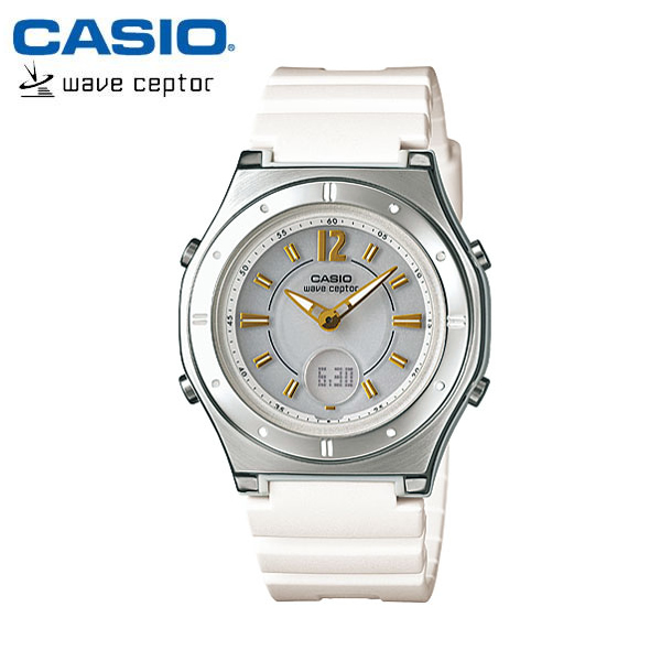CASIO Casio wave solar watch Waveceptor wave ceptor LWA-M142-7AJF domestic  regular products d007b69d6