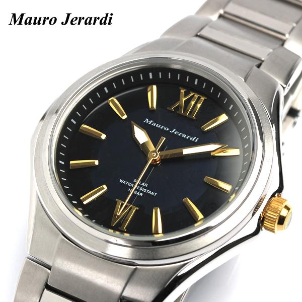 【腕時計】【メンズ】マウロジェラルディ ソーラー 腕時計 チタン ウォッチ 腕時計 メンズ MEN'S うでどけい 男性用 MJ039-1