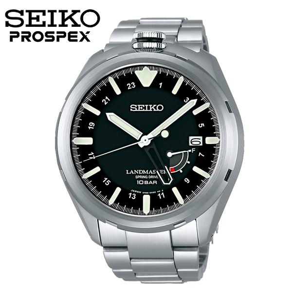 SEIKO セイコー PROSPEX プロスペックス メンズ 腕時計 ランドマスター SBDB015 男性用 MEN'S
