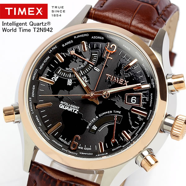 cameron | Rakuten Global Market: Timex TIMEX watch men's chronograph intelligent racing Flyback ...