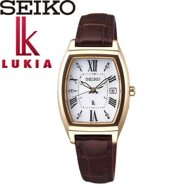 【送料無料】seiko LUKIA セイコー ルキア 腕時計 ウォッチ レディース 女性用 ソーラー 10気圧防水 ssqw034