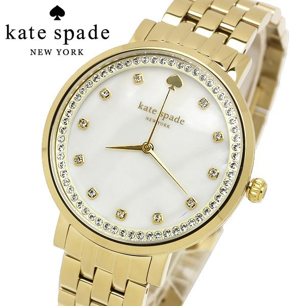 【最大1000円クーポン】 【送料無料】【kate spade】ケイトスペード ニューヨーク kate spade new york 1YRU0821 MONTEREY モントレー レディース 腕時計