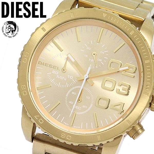 【送料無料】DIESEL ディーゼル Franchise フランチャイズ 腕時計 ウォッチ メンズ 男性用 クオーツ 日常生活防水 クロノグラフ dz5302