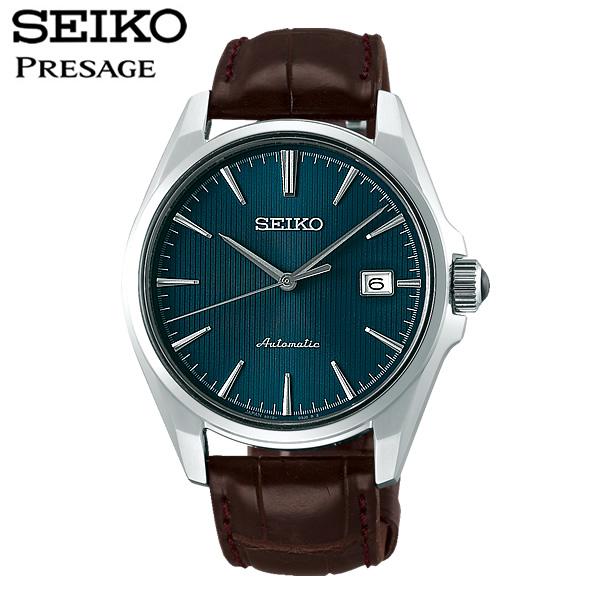 【送料無料】SEIKO PRESAGE セイコー プレサージュ 腕時計 ウォッチ メンズ 自動巻き オートマチック 10気圧防水 デイトカレンダー sarx047
