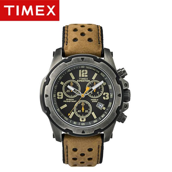 【送料無料】TIMEX タイメックス 腕時計 ウォッチ メンズ レディース ユニセックス クオーツ 10気圧防水 クロノグラフ デイトカレンダー tw4b01500