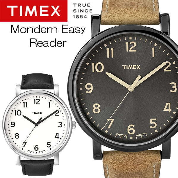 TIMEX Mondern Easy Reader タイメックス モダンイージーリーダー 腕時計 ウォッチ メンズ 男性用 t2n338 t2n677