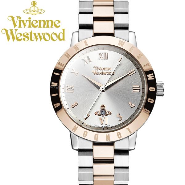 【送料無料】Vivienne Westwood ヴィヴィアンウエストウッド 腕時計 ウォッチ レディース 女性用 クオーツ 日常生活防水 vv152rssl