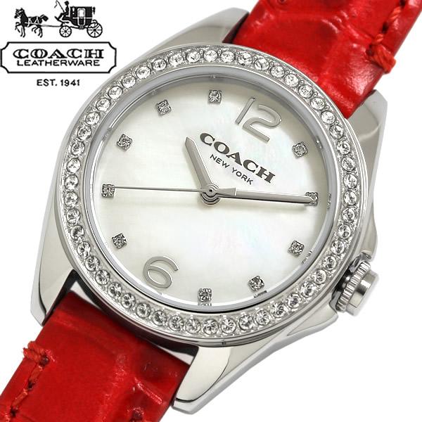 【送料無料】COACH コーチ Tristen Mini トリステンミニ 腕時計 ウォッチ レディース 女性用 クオーツ 日常生活防水 14502100