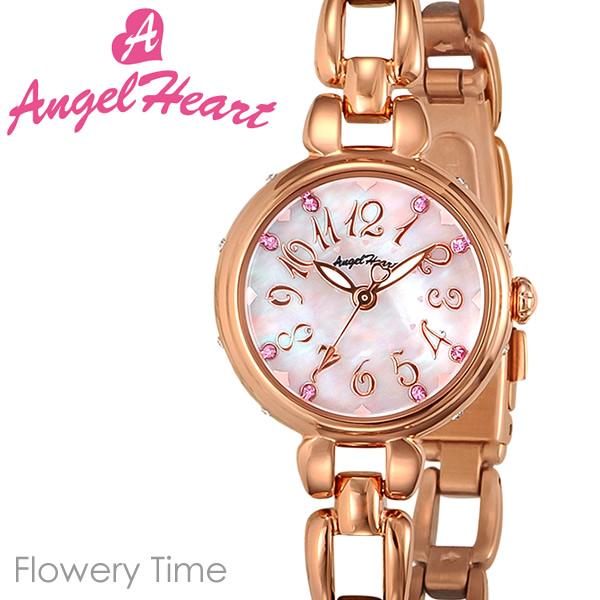 【送料無料】AngelHeart エンジェルハート 腕時計 ウォッチ レディース 女性用 日常生活防水 スワロフスキー ft24pp