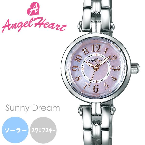 【送料無料】AngelHeart エンジェルハート Sunny Dream サニードリーム 腕時計 ウォッチ レディース 女性用 ソーラー 日常生活防水 sd22ss