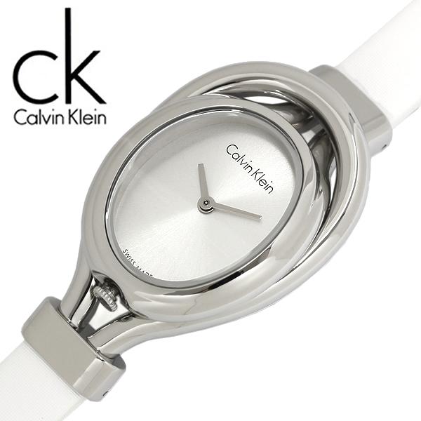 【送料無料】Calvin Klein カルバンクライン 腕時計 ウォッチ レディース 女性用 クオーツ 3気圧防水 マイクロベルト k5h231k6