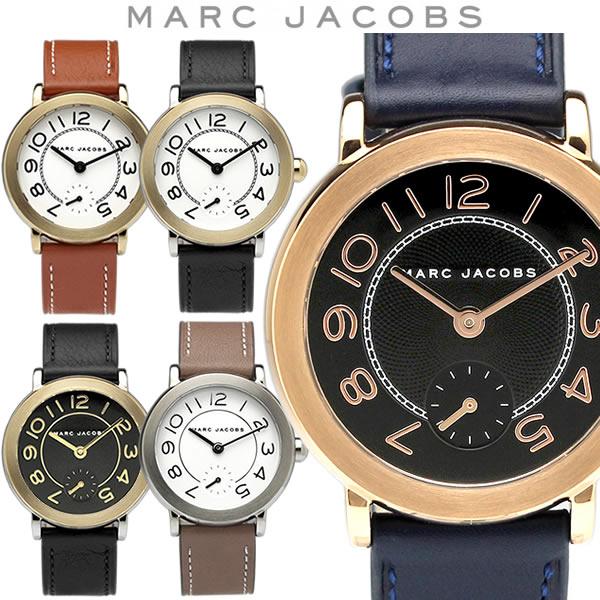 【スーパーSALE】【送料無料】マークジェイコブス MARC JACOBS 腕時計 ウォッチ ライリー RILEY 36mm ネイビー レディース 5気圧防水 MJ1471 MJ1575 MJ1468 MJ1574 MJ1514 ギフト