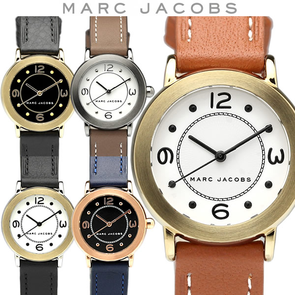 【送料無料】マークジェイコブス MARC JACOBS 腕時計 ウォッチ レディース ライリー RILEY 28mm ネイビー MJ1475 MJ1516 MJ1577