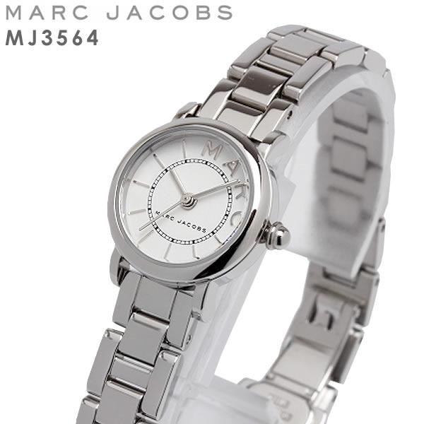 MARC JACOBS マーク ジェイコブス 腕時計 クオーツ 5気圧防水 レディース レザー 20mm 華奢 シック フェミニン ブランド シグネチャースタイル MJ3564