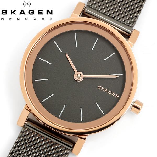 SKAGEN スカーゲン 腕時計 レディース クオーツ HALD ハルド 3気圧防水 ステンレス ミネラルガラス カジュアル フォーマル シンプル SKW2492