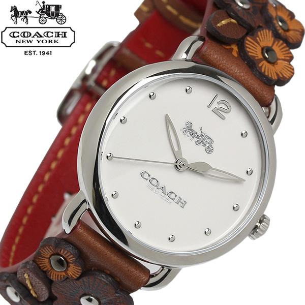 【送料無料】【COACH】 コーチ DELANCEY デランシー 腕時計 レディース クオーツ 日常生活防水 14502744