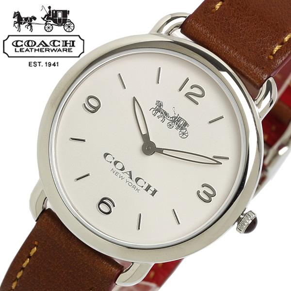 【送料無料】COACH コーチ DELANCEY デランシー スリム 腕時計 クオーツ レディース 日常生活防水 14502793