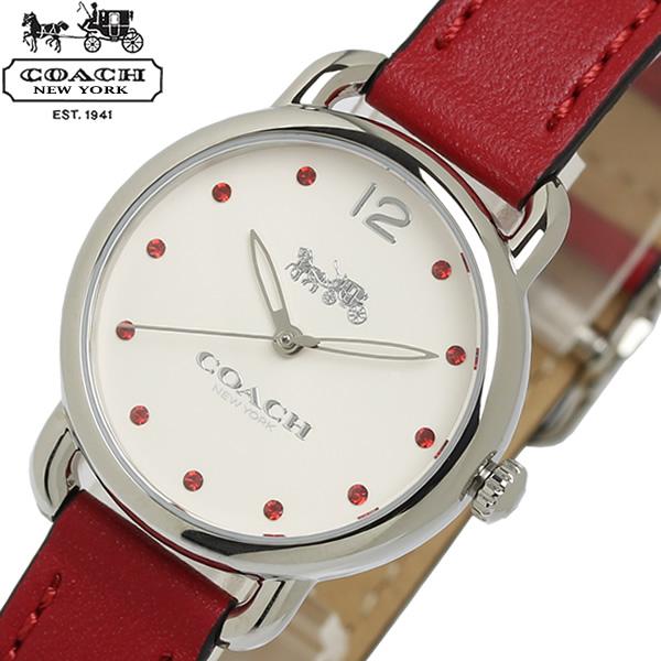 【送料無料】【COACH】 コーチ DELANCEY デランシー腕時計 レディース クオーツ 日常生活防水 14502905