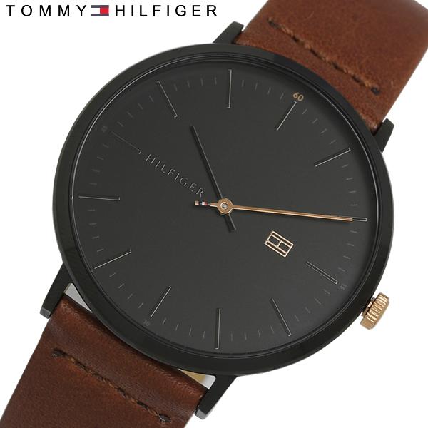 【送料無料】TOMMY HILFIGER トミーヒルフィガー 腕時計 クオーツ メンズ 日常生活防水 1791461
