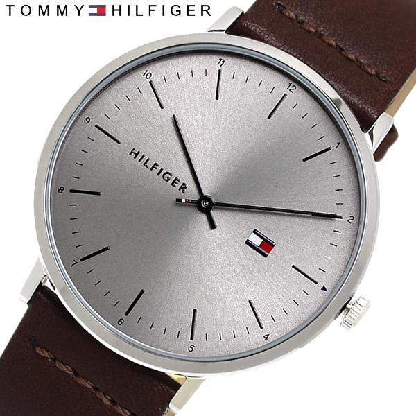 【送料無料】TOMMY HILFIGER トミーヒルフィガー 腕時計 クオーツ メンズ 日常生活防水 1791463