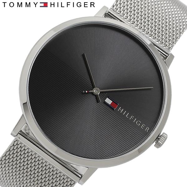 【送料無料】TOMMY HILFIGER トミーヒルフィガー 腕時計 メンズ クオーツ 日常生活防水 1791465