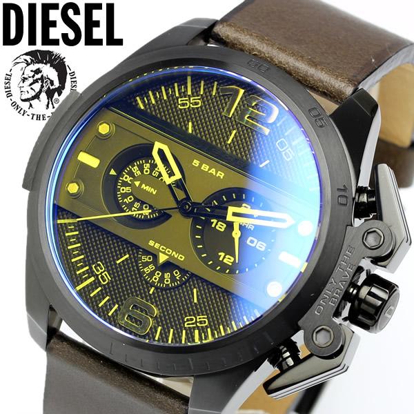 【送料無料】DIESEL ディーゼル 腕時計 メンズ 男性用 クオーツ クロノグラフ 日常生活防水 dz4364