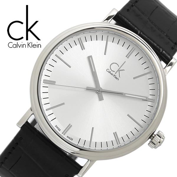 【送料無料】Calvin Klein カルバンクライン サラウンド メンズ 男性 腕時計 ウォッチ クオーツ 日常生活防水 k3w211c6