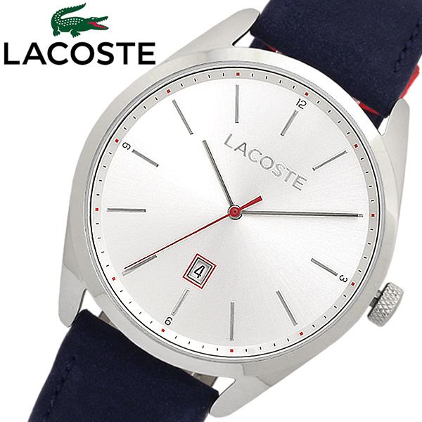 【送料無料】 LACOSTE ラコステ 腕時計 ウォッチ メンズ クオーツ 日常生活防水 2010909
