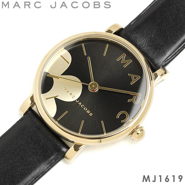【感謝SALE】【送料無料】マークジェイコブス MARC JACOBS 腕時計 ウォッチ レディース 女性用 クオーツ 5気圧防水 アナログ3針 MJ1619