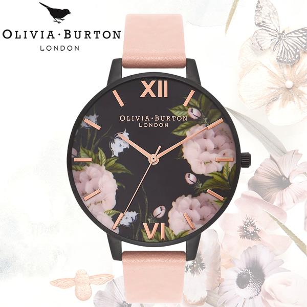【送料無料】OLIVIA BURTON オリビアバートン 時計 ウォッチ クオーツ レディース 女性用 シンプル OB15EG41