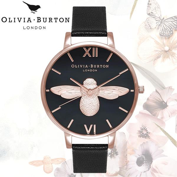 【送料無料】OLIVIA BURTON オリビアバートン 時計 ウォッチ クオーツ レディース 女性用 シンプル OB16AM98