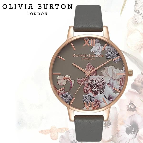 【送料無料】【OLIVIA BURTON オリビアバートン】時計 ウォッチ クオーツ レディース 女性用 シンプル OB16CS08