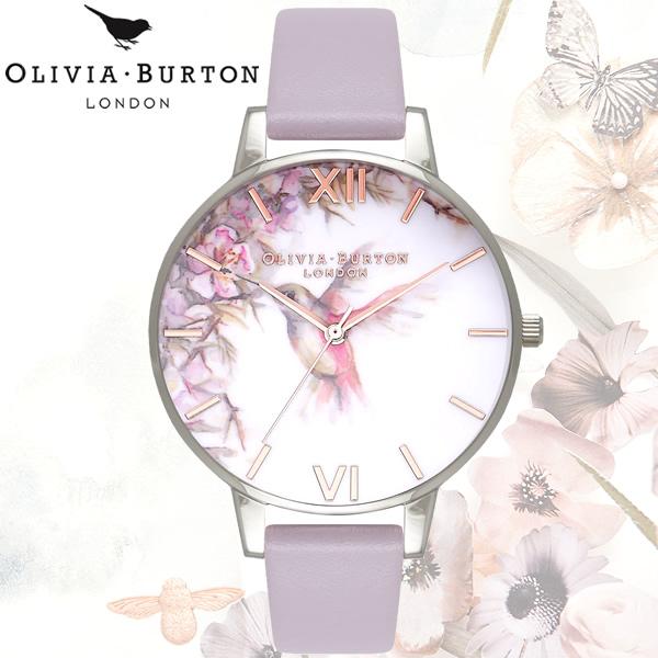【送料無料】OLIVIA BURTON オリビアバートン 時計 ウォッチ クオーツ レディース 女性用 シンプル OB16PP23