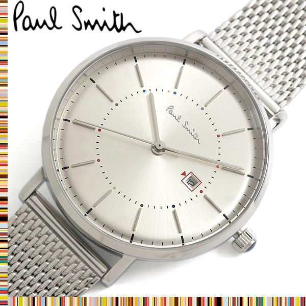 【送料無料】Paul Smith ポールスミス Petit Track 腕時計 ウォッチ クオーツ 日常生活防水 メンズ 男性用 PS0070003