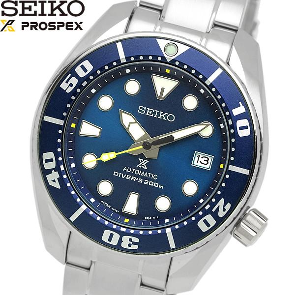 【送料無料】SEIKO セイコー PROSPEX プロスペックス 自動巻き オートマティック メンズ 男性用 腕時計 ウォッチ ダイバーズウォッチ 200M防水 sbdc069 ギフト