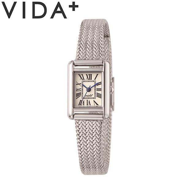 【送料無料】VIDA+ ヴィーダプラス 腕時計 ウォッチ クオーツ レディース 女性用 日常生活防水 jm83931