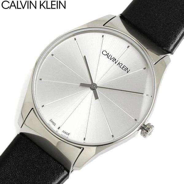 【送料無料】Calvin Klein カルバンクライン 腕時計 ウォッチ シンプル ブランド スイス k4d211c6