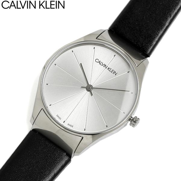 【送料無料】Calvin Klein カルバンクライン 腕時計 ウォッチ シンプル ブランド スイス k4d221c6