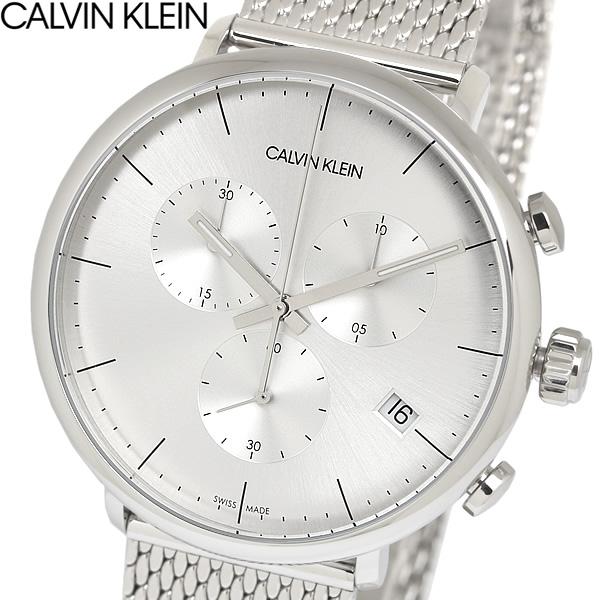 【送料無料】Calvin Klein カルバンクライン 腕時計 ウォッチ シンプル ブランド スイス k8m27126