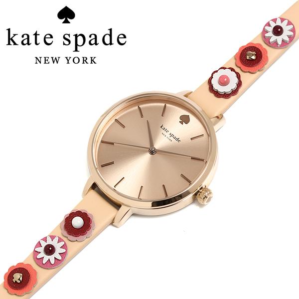 【送料無料】【kate spade】ケイトスペード メトロ 腕時計 レディース クオーツ 日常生活防水 ksw1463