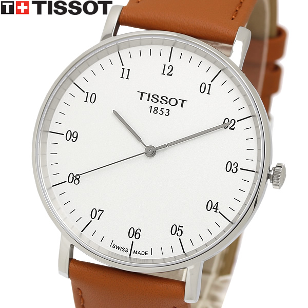 【送料無料】TISSOT ティソ 腕時計 ウォッチ ユニセックス シンプル ブランド スイス クオーツ t1096101603700